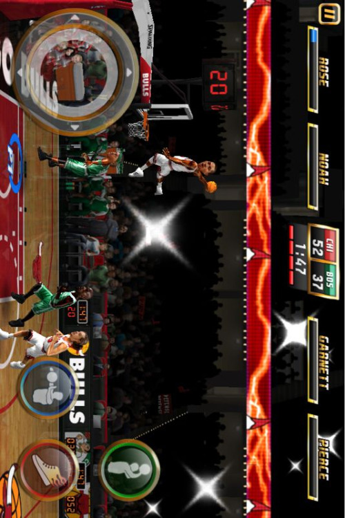 NBA JAM app is my incredible!!…must buy y'all!!…sorry it's sideways