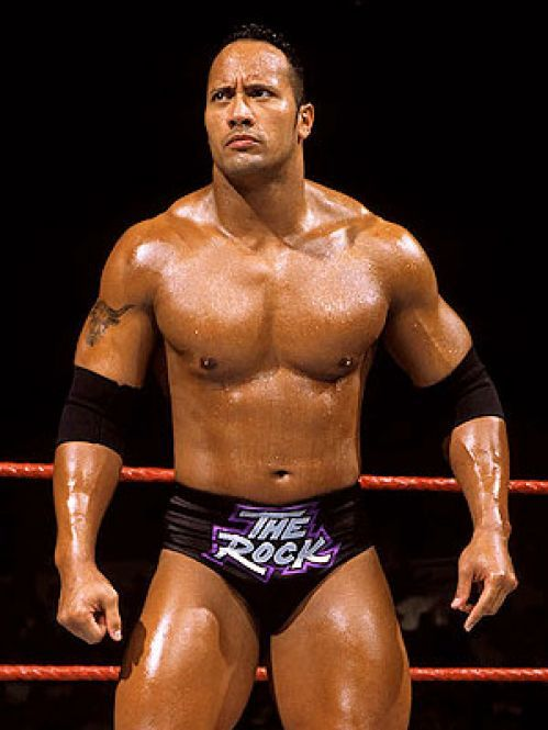 Happy Birthday to my all-time favorite —->THE ROCK.   The jabroni-beating, pie-eating, trail-blazing, eye brow raising, the best in the present, future and past, and if yall dont like me you can kiss the peoples ass! -The Rock