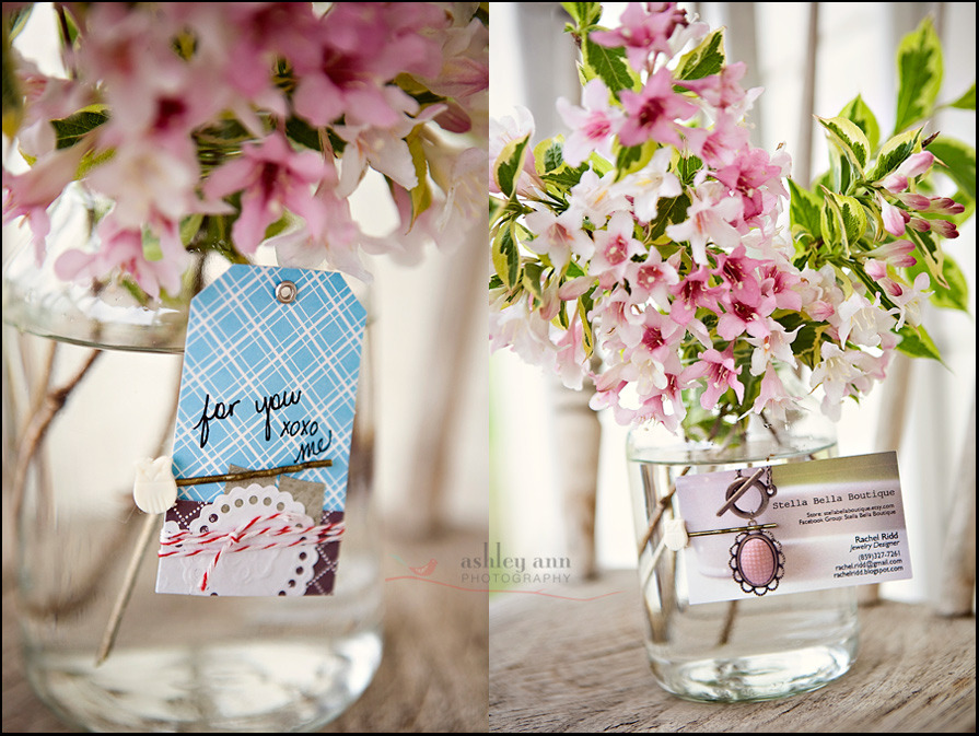 (via Re-purposed Vase {teacher appreciation} | Skip To My Lou)