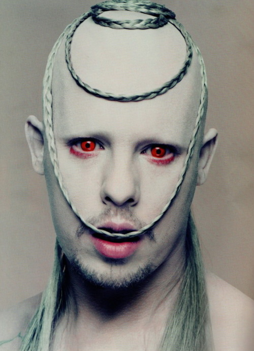 Alexander McQueen by Nick Knight
