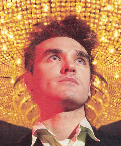 Morrissey from: The Smiths, in the TimeOut magazine 1985