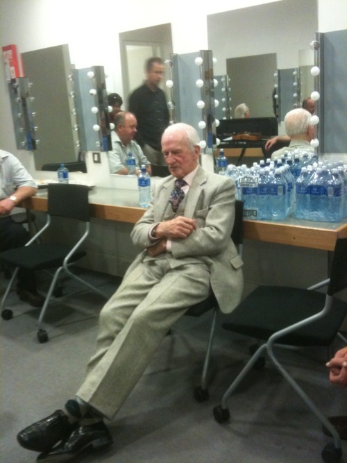 Eamon de Buitlear. Dressing room before #RiadaConcert in Liberty Hall Dublin. April 23rd 2010