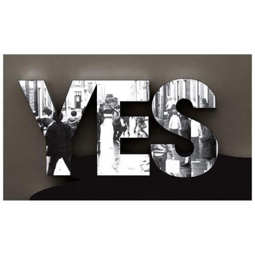 Doug Aitken Yes 2010 Just got some much needed very good news. I don't have the brain capacity at the moment (due to the excitement) to correctly punctuate the above sentence.