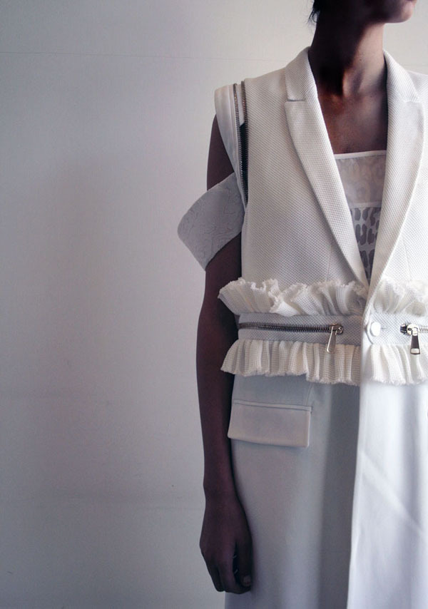 Givenchy , SS2011 via Splash