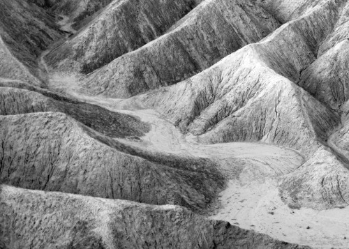 Zabriske Point Abstract 1