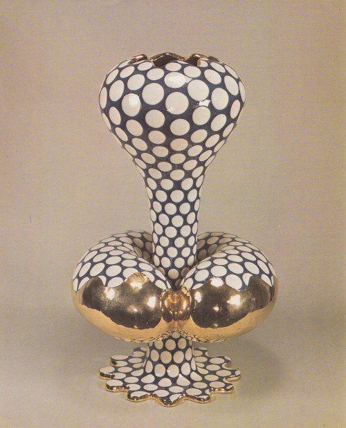 weirdfriends: MUTSUO YANAGIHARA 'Flower Vase' 1971