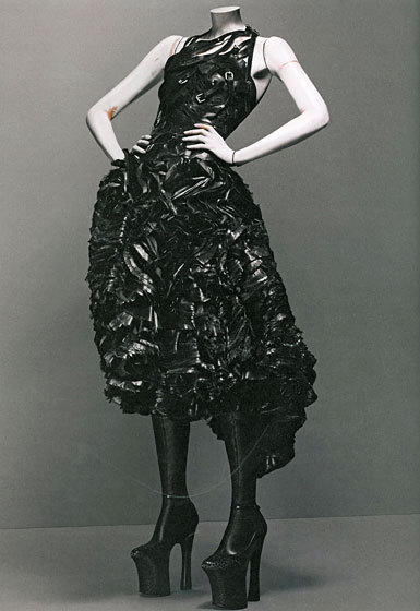 "Alexander McQueen ""The Horn of Plenty"" ca. 2009"
