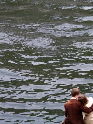 Love on the Seine…. Source: Paris Daily Photo