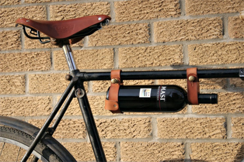 Bicycle Wine Rack - Oopsmark