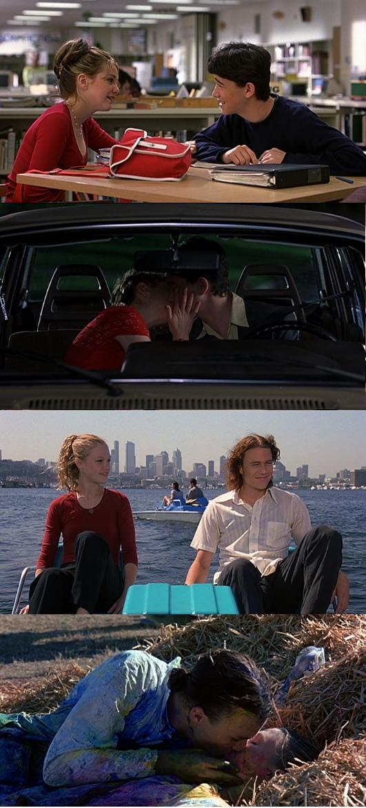 moviesinframes:  10 Things I Hate About You, 1999 (dir. Gil Junger) By billhader