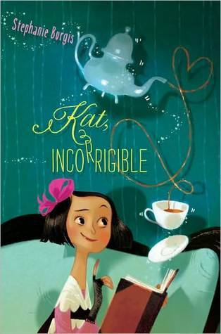 Kat, Incorrigible, by Stephanie Burgis. Pros: Regency era middle-grade fantasy! Clearly influenced by Diana Wynne Jones and Joan Aiken! Adorable, funny, and I'm hoping for a sequel! Cons: Some adults may find it confusing in the way that some adults find DWJ's books confusing. BUT THAT'S THEIR PROBLEM!