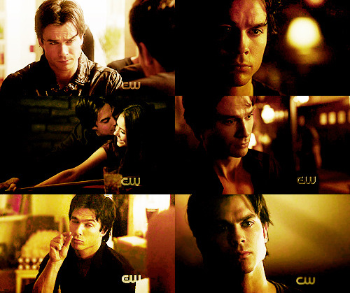6 Favorite Damon Salvatore CAPS Season 2 || Part 1