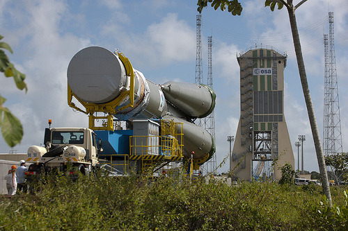 Soyuz dry-run (par europeanspaceagency)