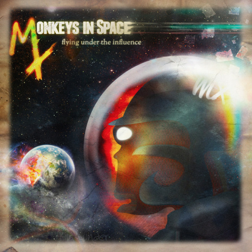 Monkeys in Space - Flying Under the Influence