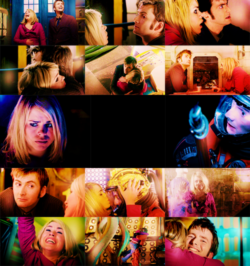 "lindsay-bluth:  ""Now first thing's first: have you got a Rose Tyler on board?"""