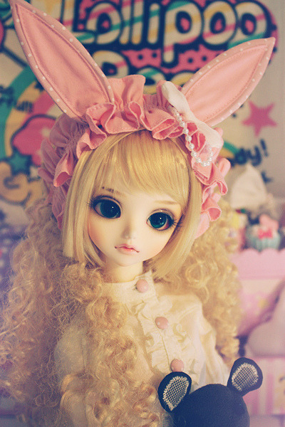 usagi miwa by Cyristine on Flickr.