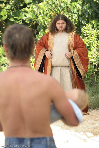 All hail the Messiah (Hurley of course)!