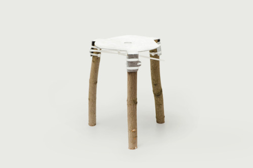 bender stool, by paul evermann