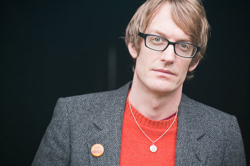 "Patrick deWitt (author of Ablutions:   Notes for a Novel and The  Sisters Brothers) is guest  blogging this week, and is setting the bar pretty high. Yesterday  he shared some ideas for short stories that haven't reached fruition. Yet.  A story about a charitable organization called Ski Bums that  takes  homeless people skiing. This is destined to fail because  homeless people  hate being cold.  A story about someone who is the opposite of an exorcist —  someone  who can make an unhaunted house haunted.  A story about a Doo-Wop group who reunite after 40 years of  hostile  non-communication to sing their lone hit, ""Baby Factory.""  ""Stevie Ray Vaughn Hotel Proposal"": A proposal for a Stevie Ray   Vaughn-themed hotel.  Read more. (So you don't miss other gems, like ""Foghat = good name for a cat or dog."")"