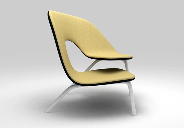 What a beautifully designed chair! But is it very ergonomic?!