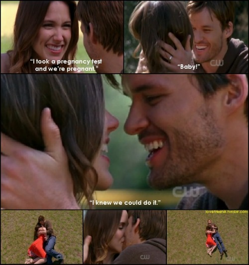 "lovetreehill:  Season 8, Episode 20: ""The Man Who Sailed Around His Soul"""