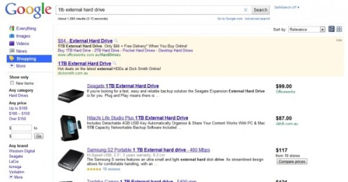 Google Australia launched today: Shopping tab - What this means for your retail business? Opportunity to promote your catalogue and get extra traffic and sales straight from Google Australia Searches. Submit your catalogue now by registering to Google Merchant Centre. Read Google Australia Shopping Policies before submitting your catalogue. NEXT   CALL US ON +61431324899 Check Mauricio Escobar (eDigital Director) experience and recommendations on his LinkedIn profile. Connect with eDigital on Facebook Find out eDigital Sydney SEO services from Sydney SEO consultants and Sydney SEO experts. We offer SEO audits and content optimisation advice. Check out eDigital Social Media Strategy and Social Media Management services.