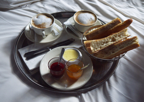 Breakfast in Paris. The Swesdish Chef  via Contributor Magazine