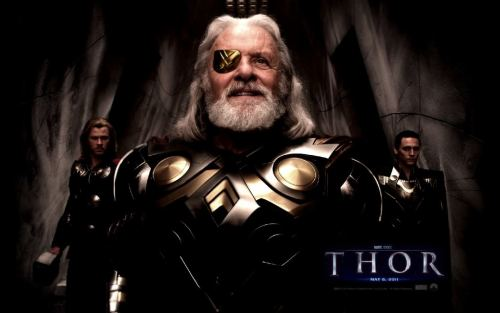 thefilmboff:  'Thor'  Another film I'll be watching at the cinema this weekend!!