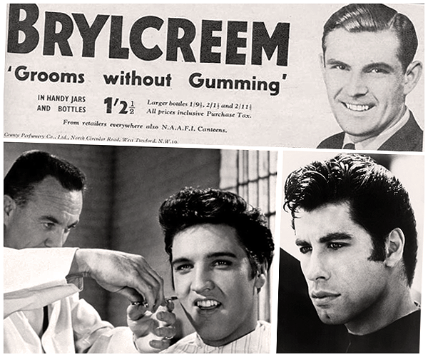 Scored myself some old school brylcreem today, and I'm pretty satisfied! Some might not know, but brylcreem is actually healthy for your hair and gives a great shine. The version I got had close to zero hold, nothing like what i expected. I mixed it together with ID Bronze and got something with some potential.