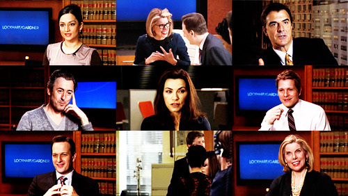-> The Good Wife - For Your Consideration★ ★ ★ ★ / tv's best drama / terrific writing and a cast so good it's almost not fair / good? try great / pitch-perfect writing, directing and acting / A+ / one of the best network dramas of recent years / emotionally gripping storylines and extraordinary emmy and golden globe winning performances / this wife isn't just good, it's closer to perfect / raw emotional power rarely seen on tv EVERYBODY, I SAID EVERYBODY, SHOULD WATCH THIS