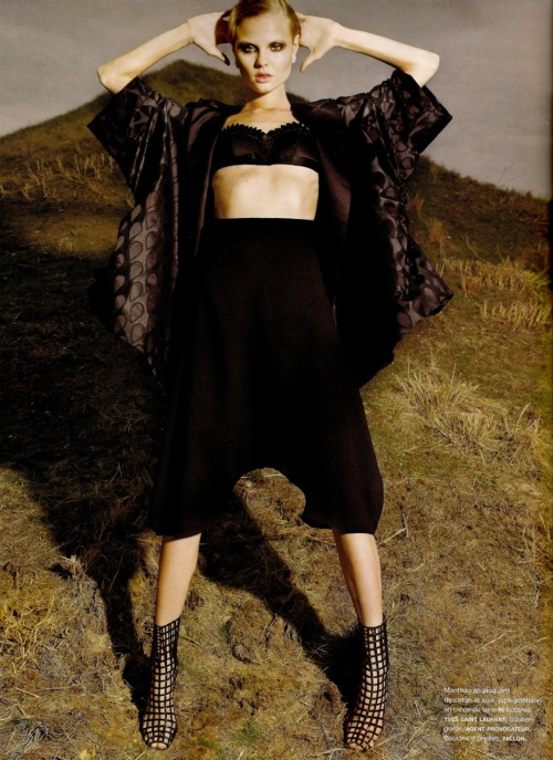 highonflowers:  magdalena frackowiak + michael thompson + numero