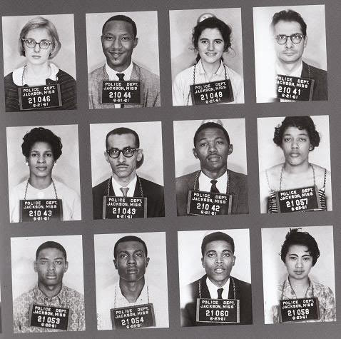 meditationinmysoul:  Freedom Riders. 50th anniversary. May 4, 1961.