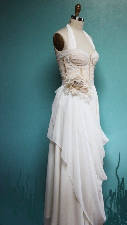EL CORAZON wedding dress