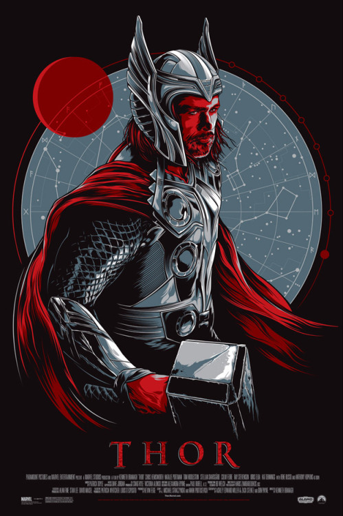 Thor by Ken Taylor Submitted by …And, Per Se, Et Cetera…