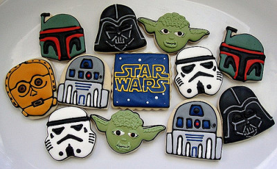 Happy Star Wars Day :)