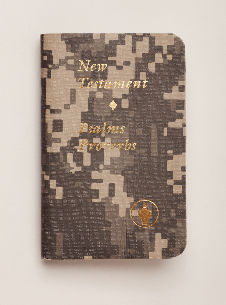 nathanperkel:  Bible from the Pentagon, 2011