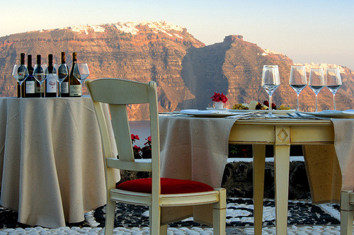 Santorini, a unique wine experience!