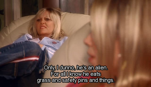 Dunno. Today is #jackie tyler appreciation day