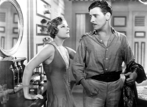 Ronald Colman and Lili Damita in The Rescue (1929)