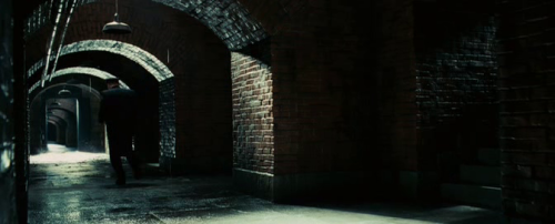 Tunnel.    Shutter Island (2010), based on Dennis  Lehane's 2003 novel of the same name. Directed by Martin Scorsese and  starring Leonardo DiCaprio, Mark Ruffalo, Ben Kingsley, Michelle  Williams, Emily Mortimer, Max von Sydow, Jackie Earle Haley, Ted Levine,  John Carroll Lynch, Elias Koteas, Patricia Clarkson.