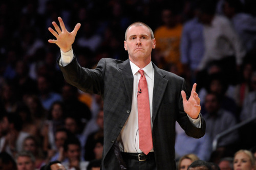 Question of the night:  Does Dallas Mavericks coach Rick Carlisle look more like Bat Boy or Marvel comics villain Tombstone? Bat Boy  Tombstone
