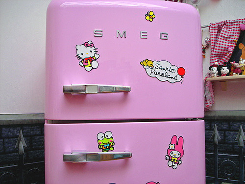 prettyinblack-:  fuckyeahasianthings:  (via PhotosDay!)  MY DREAM FRIDGE!!