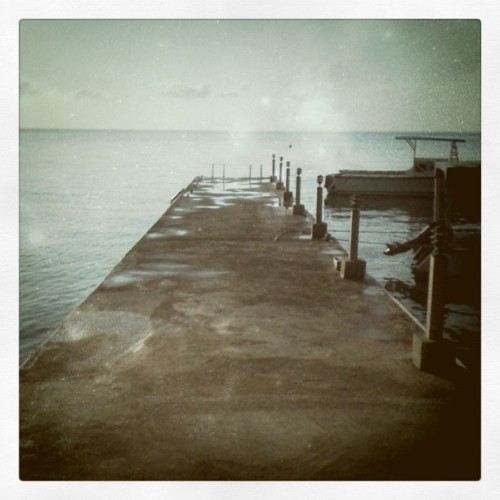 The dock @RoundHillResort by  50mmcaroline on instagram
