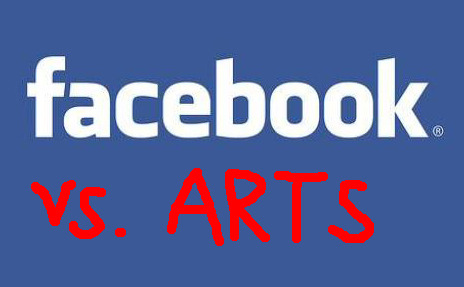 hyperallergic:  Facebook Deletes UK Arts Profile Pages by Kyle Chayka UK arts funding is still under the gun as protesters and artists alike continue to speak out publicly against the budget reductions. While debate rages, Facebook has recently deleted over 50 profiles belonging to UK organizations protesting for the arts. Though these accounts were against Facebook's TOS, the magnitude is surprising…. READ MORE.