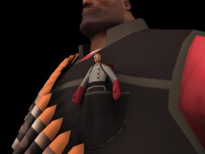 "rkpd:  draayder:  omgrun:  sirkai:  Guess what else is being added to TF2.  OH GODDAMN IT A ""POCKET"" MEDIC OH GODDAMN IT I may have to start playing again  WAIT REALLY THIS IS BEING ADDED SWEET  I'd cry. Seriously.  Pocket Medic goes on adventures with Teddy Roosebelt. ADORABLE ADVENTURES."