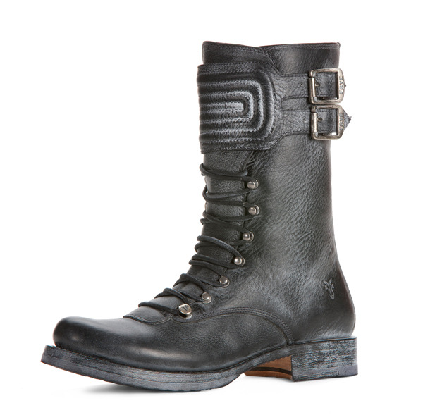 "Frye ""Motorcross Boots"" I WANT…by Muah Moi."