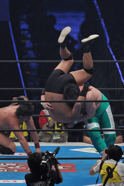 Emerald Flowsion by its innovator Mitsuharu Misawa!