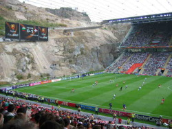 gotasuckyurl:  SC Braga's stadium is the best stadium in the world….by far.