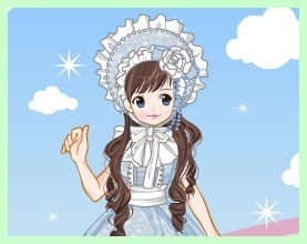 Make your Sweet Lolita *0* Link in the image ^^