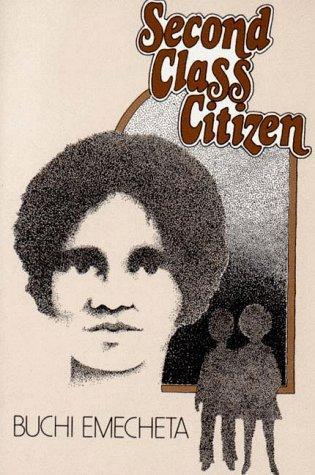 "In Buchi Emecheta's Second Class Citizen, Adah is constantly in search of a freedom to obtain her dream and to be accepted as a true member of her societies (both in Africa and England). Adah is constantly in search of obtaining more knowledge. To her knowledge is freedom. Adah also had a dream ""that she would go to this United Kingdom one day. Her arrival would be the pinnacle of her ambition."" ""Most dreams, as all dreamers know quite well, do have setbacks. Adah's dream was no exception, for hers had many."" She wanted to go to Engalnd and keep gaining knowledge, but because of her sex that was not acceptable. Although once she gets to England she realizes that it wasn't what she expected, the colonizers had warped her idea of England. Her conflicts throughout the book has made her a stonger person than she would have been, and she seems grateful for them. She is in a constant battle against society and it concept for women. Adah wants to learn in Africa and that is seen as a weird thing for a girl to want. Then she works in a library and is the main source of income for her family and her family and village look at her as if she is doing something disrespectful, but she is just merely providing for her family. While in England since she is Ibo she is seen as a ""second- class citizen"". Her husband, on her arrival to England, says, ""the day you land in England, you are a second-class citizen. So you can't discriminate against your own people, because we are all second-class.""   In Oyeronke Oyewumi's article The Invention of Women: Making an African Sense of Western Gender Discourses says, ""in addition to employing race as the basis of distinctions, should take into account its strong gender component."" Later saying there are divisions of people based on gender and race. The divisions is layed out like this: men(European), women(European), native(African men), other(African women). This creates a ""'double colonization': one form from European domination and the other from indigenous tradition imposed by African men."" Then Oyewumi goes on to say, ""colonization was a twofold process of racial inferiorization and gender subordination."" Saying all of this is to make the assumption that women who have their society and a colonial impact impossed upon them creates a double colonization. This double colonization shows that their needs to be an urgent gesture giving women power to make a way for them to claim their own destinys and furtures."